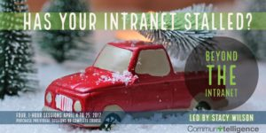 Beyond the Intranet