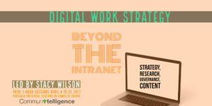 Digital Work Strategy